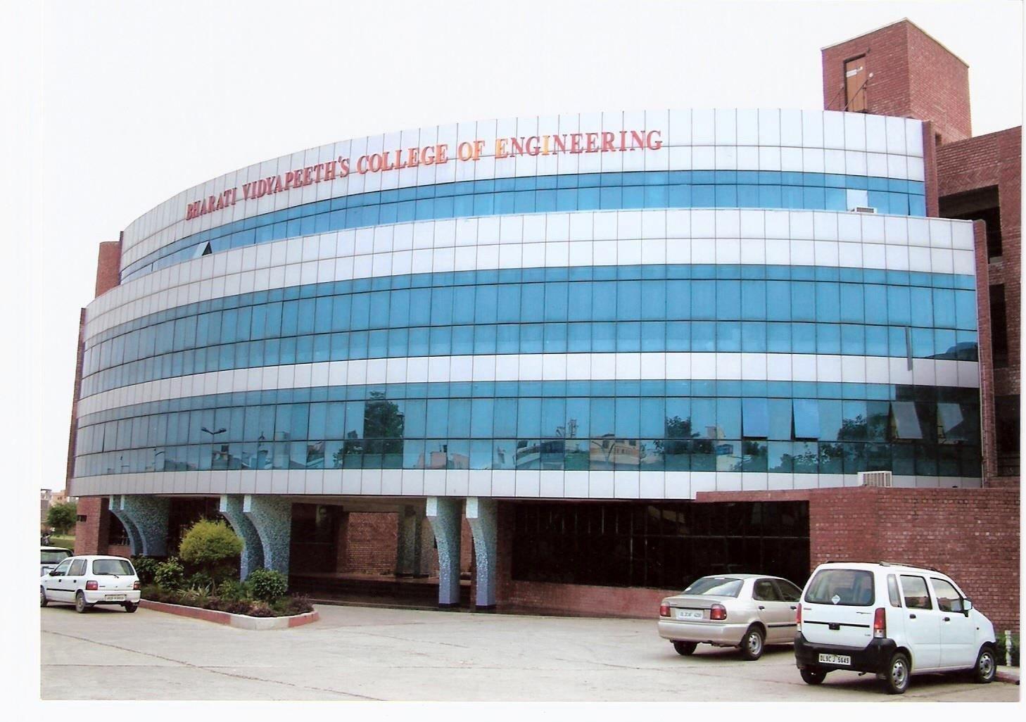 Bharati Vidyapeeth's College of Engineering (BVCOE Delhi)