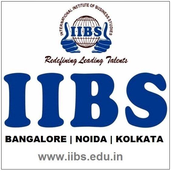 IIBS Kolkata, International Institute of Business Studies