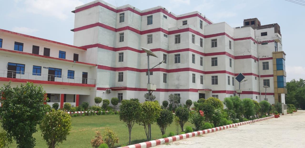 SRS Ayurvedic Medical College