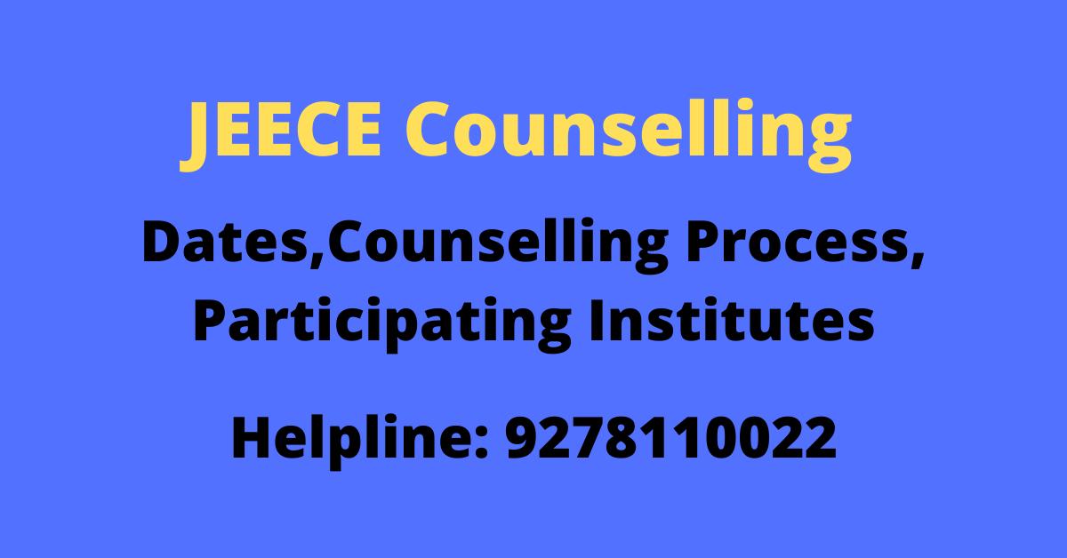 JEECE Counselling